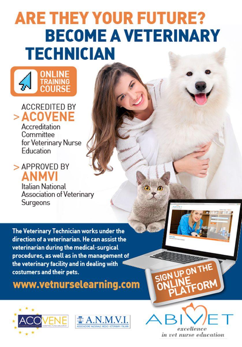 veterinarian technician training